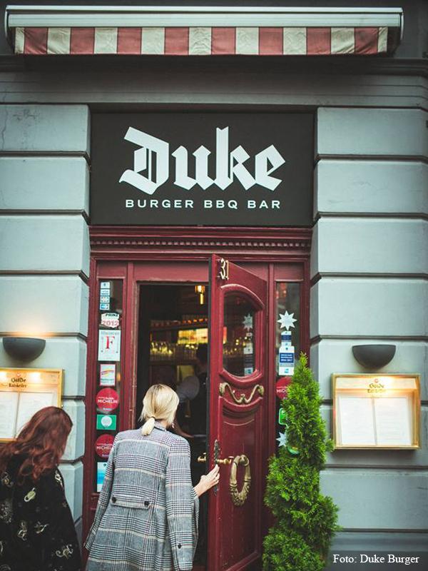 Duke Hannover